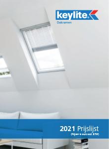 Prijslijst dakramen